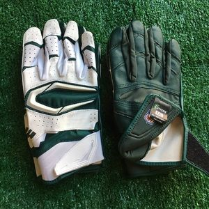 NEW Cutters XXL WR gloves 2-pair (home and away)